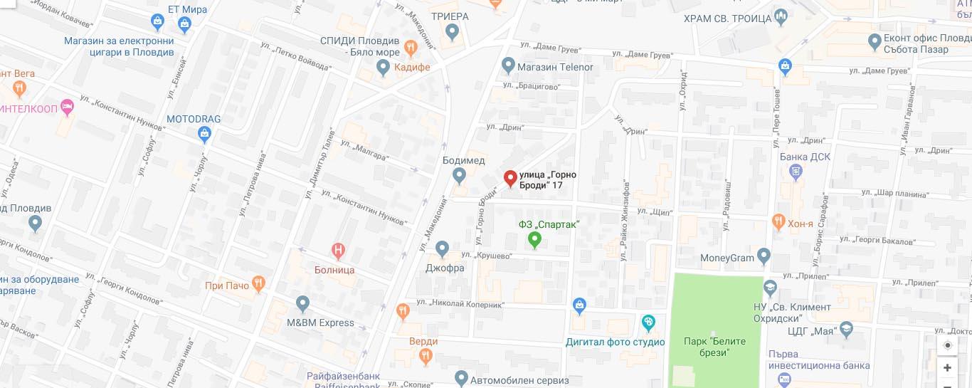 map-evasto