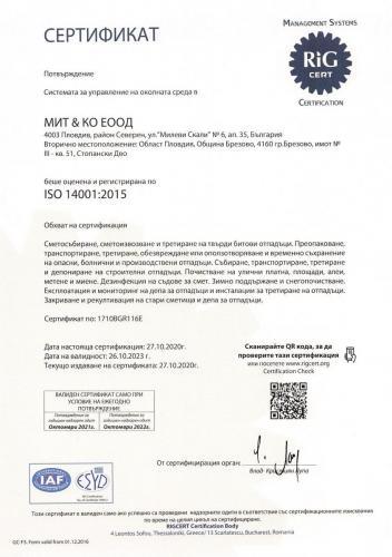 Mit--Co 14001-BG